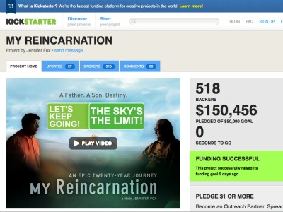 The Top 7 Kickstarter Films (and 3 Secrets to Crowdfunding