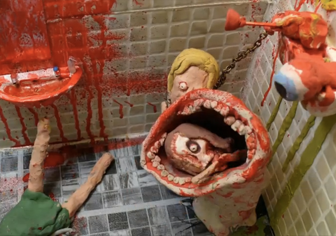 Claymation T is for Toilet Wins Next Great Horror Filmmaker Contest  Joins  The ABCs of Death. Claymation T is for Toilet Wins Next Great Horror Filmmaker