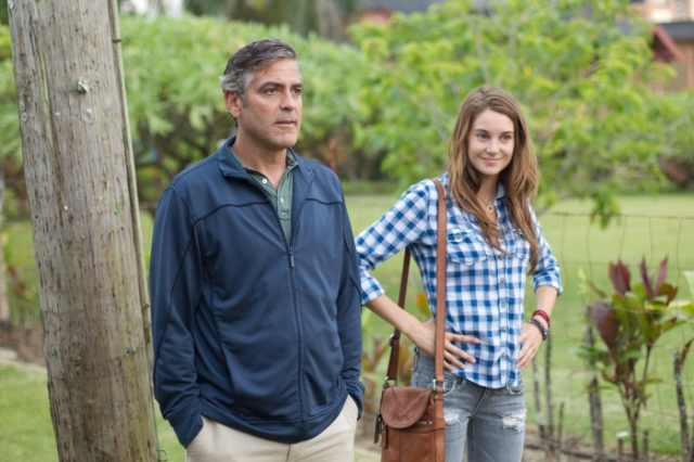 The Descendants' Breakout Shailene Woodley on Her Future and Working With  George Clooney   IndieWire