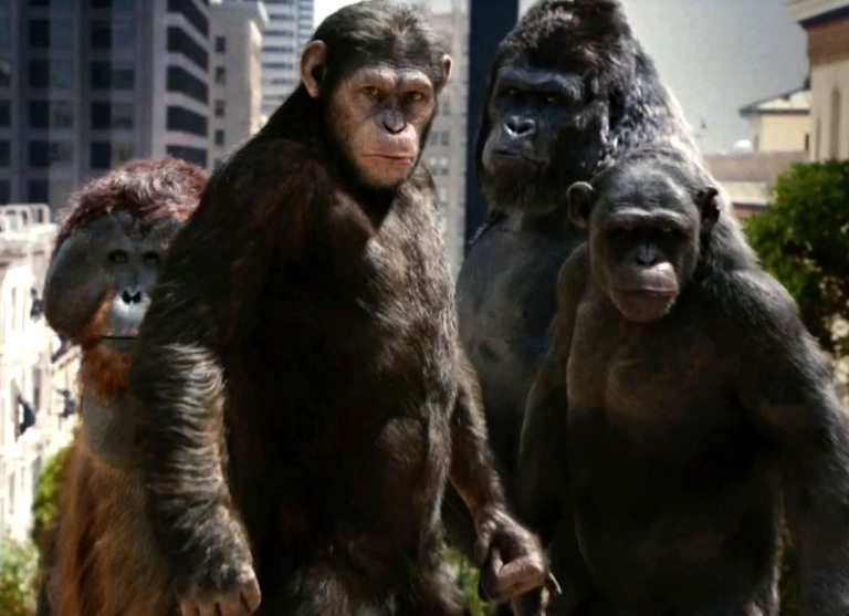 bol.com | Dawn Of The Planet Of The Apes (Dvd) | Dvd's