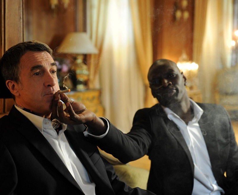 The intouchables english audio track