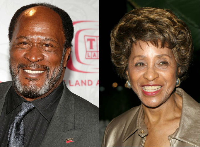 "John Amos, Marla Gibbs Join Cast Of Tyler Perry's ""Madea's Witness ..."