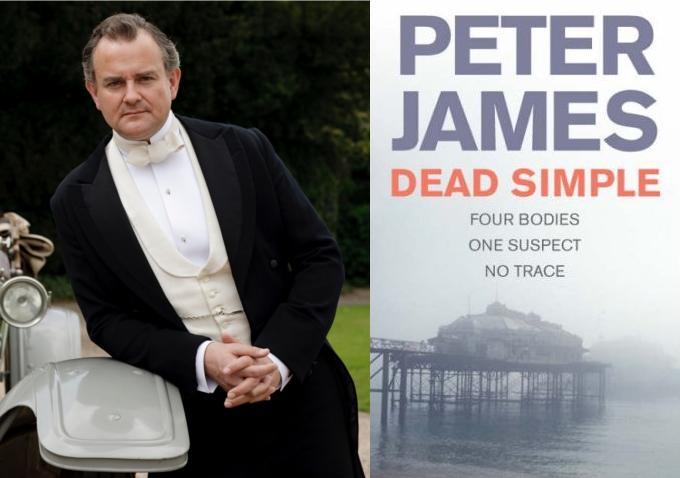 'Downton Abbey' Star Hugh Bonneville Eyes Peter James ...
