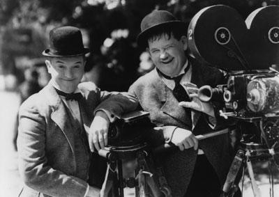 The Lost Films of Laurel and Hardy | IndieWire