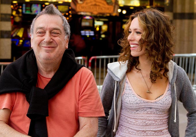 Sundance Stephen Frears Rebecca Hall Talk Bringing The Gambling Tale Lay The Favorite To Life Indiewire