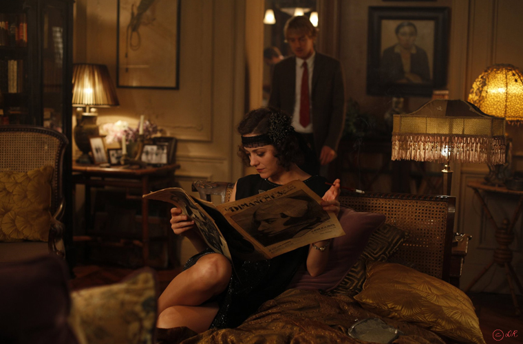 Immersed In Movies Production Designer Anne Seibel Talks Midnight In Paris And Woody Allen