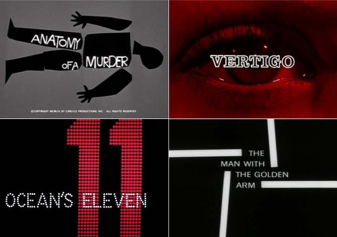 10 Of Saul Bass Greatest Title Sequences Indiewire