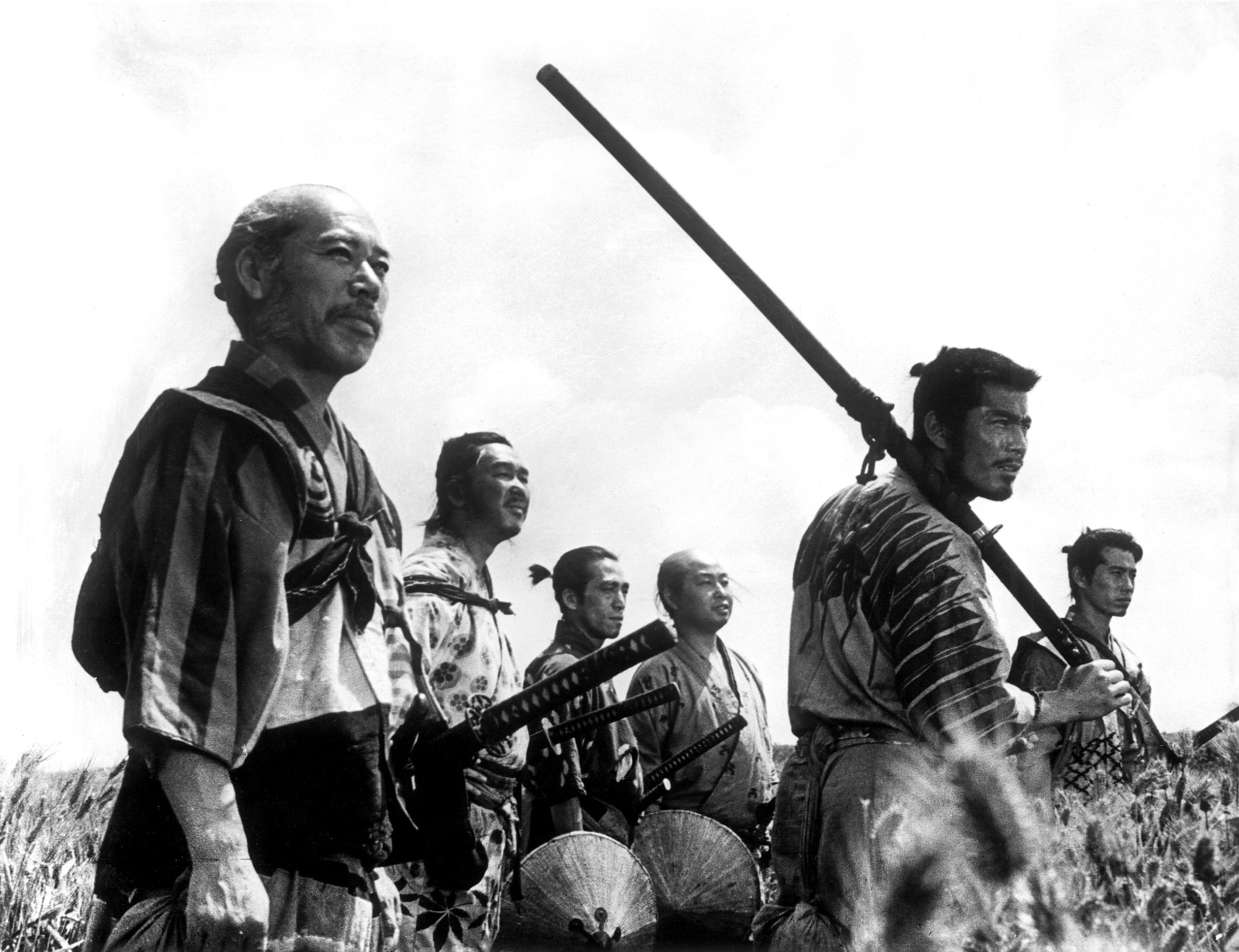 5 Things You May Not Know About Akira Kurosawa's 'Seven