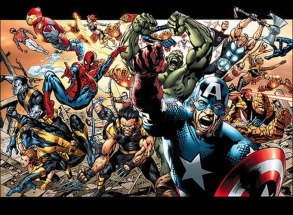 marvel comics essay