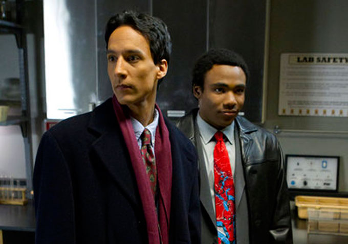 Community' Does a Dead-On 'Law & Order' Parody | IndieWire