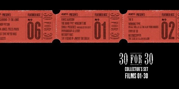 ESPN Orders Up Second Batch Of '30 For 30′ Documentaries ...