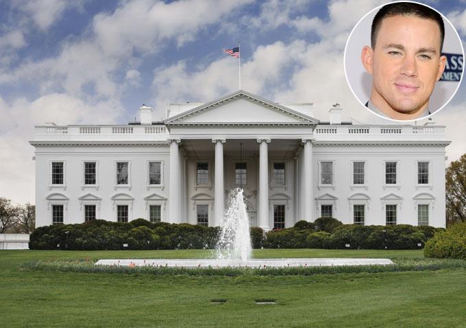 white house odwn