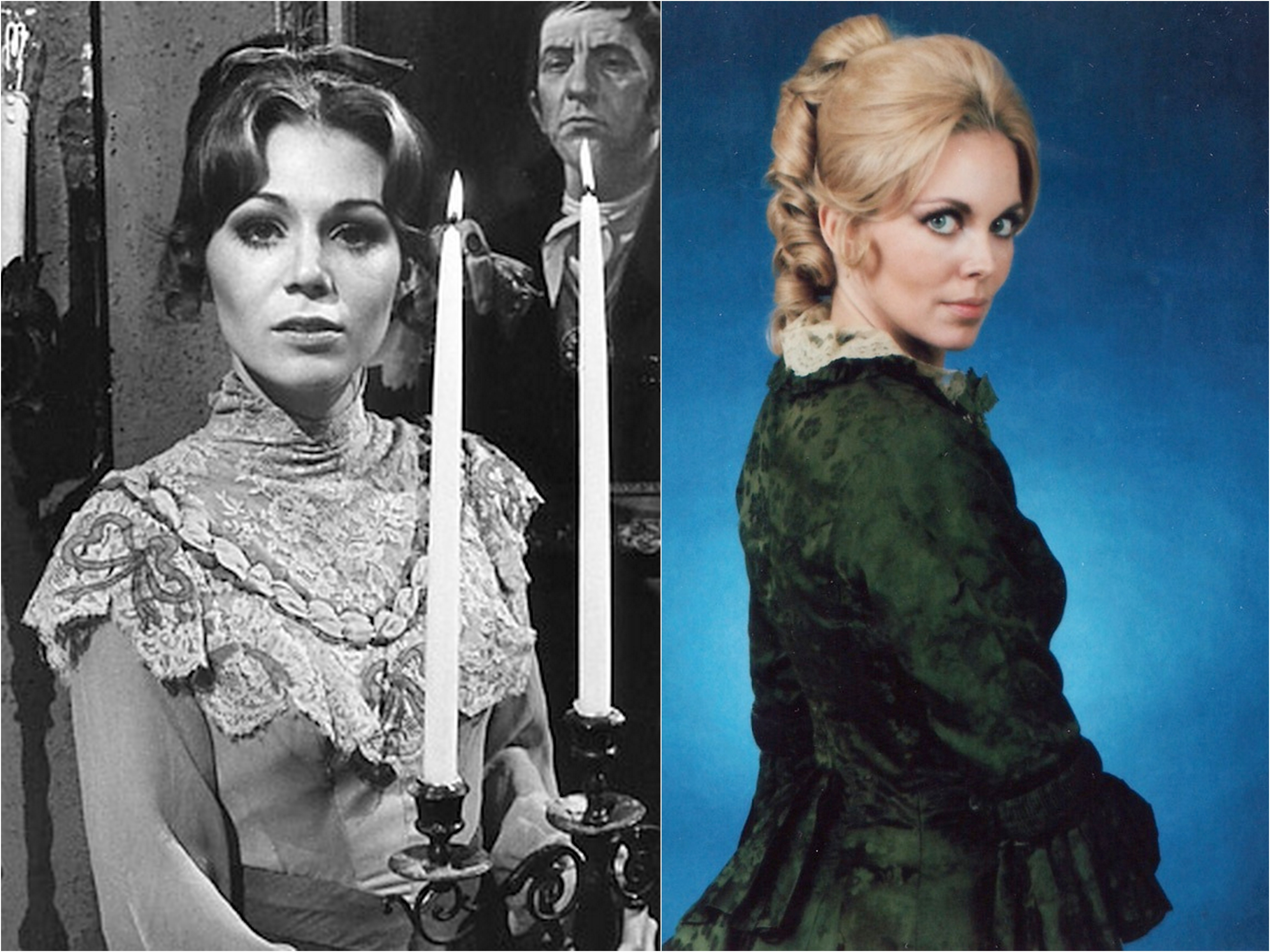 Original Dark Shadows Cast Members Lara Parker And Kathryn Leigh Scott On The Show And Tim Burton S Remake Indiewire