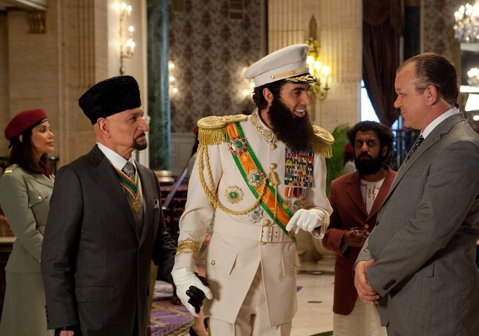 Review Sacha Baron Cohens The Dictator Rules With Comic Authority Big Laughs Indiewire