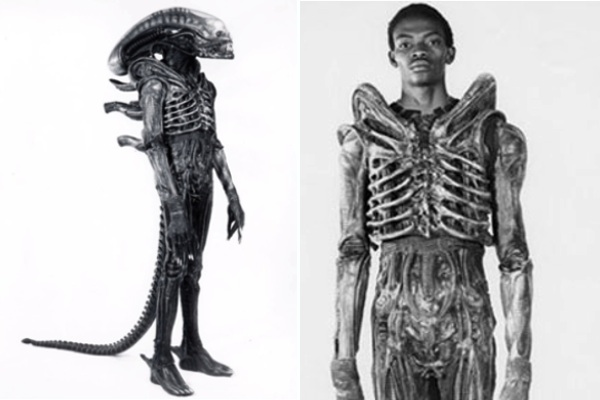 Meet Bolaji Badejo u2013 The 7ft 2in Nigerian Actor Who Played The Alien In 1979u0027s u0027Alienu0027 | IndieWire  sc 1 st  IndieWire & Meet Bolaji Badejo u2013 The 7ft 2in Nigerian Actor Who Played The Alien ...