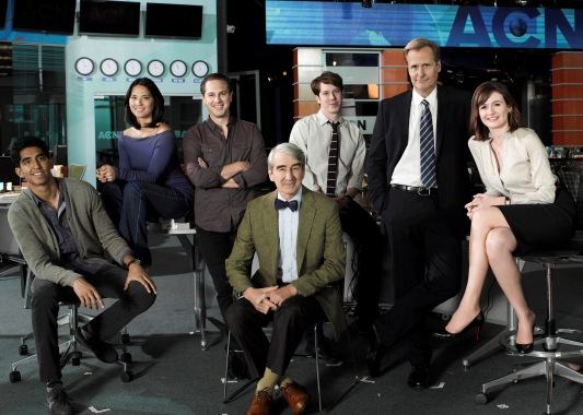 Where to Watch the First Episode of 'The Newsroom' for Free