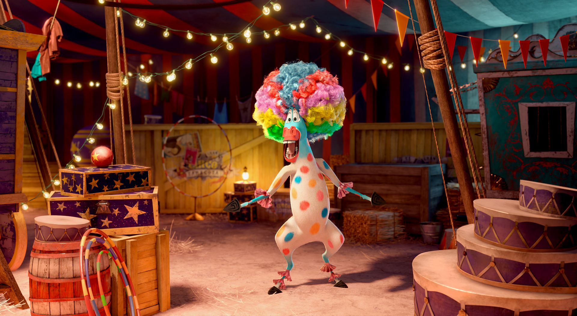 madagascar 3 afro circus ending relationship