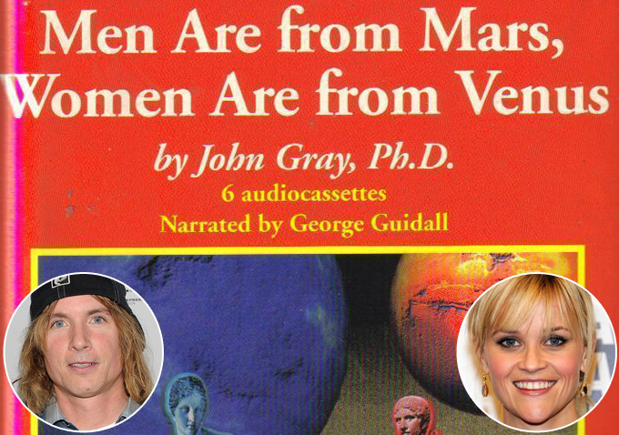 Reese Witherspoon To Star In 'Men Are From Mars, Women Are ...
