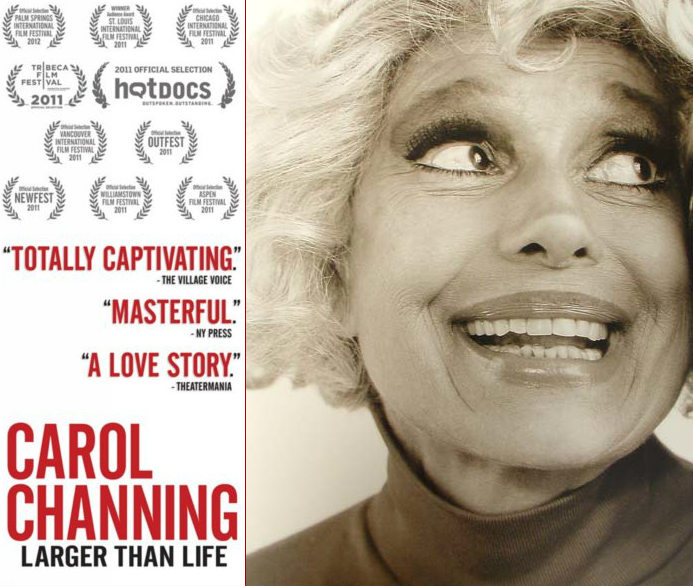 Now On DVD: 'Carol Channing: Larger Than Life' (Maybe Now ...