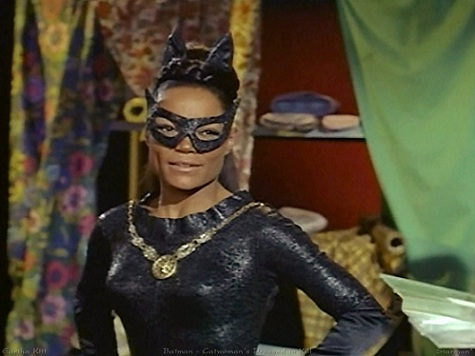 Eartha Kitt The Greatest Catwoman Of Them All Indiewire
