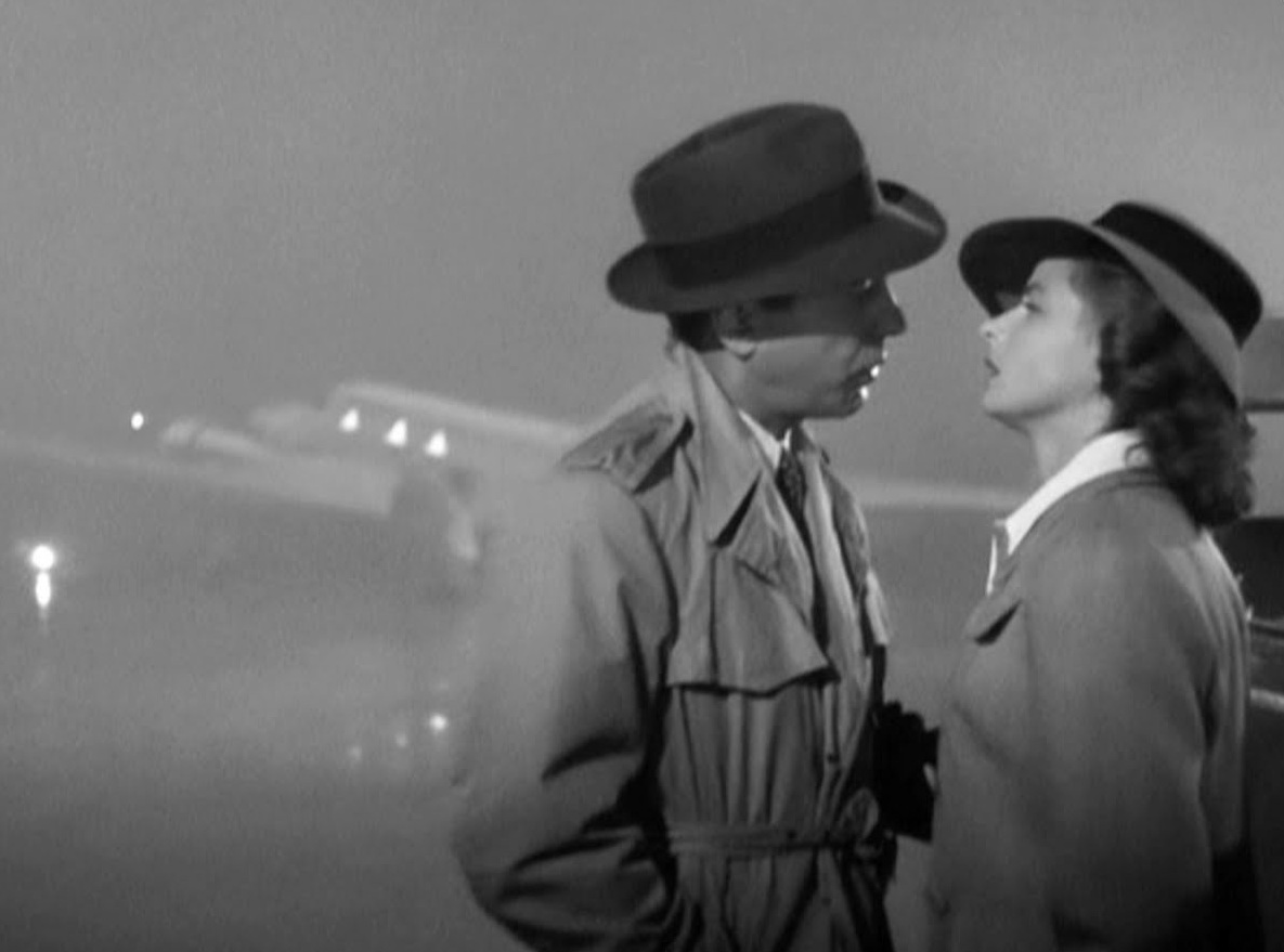 casablanca film review Here's looking at you, kid casablanca has often been called the best film of all time probably because it is.