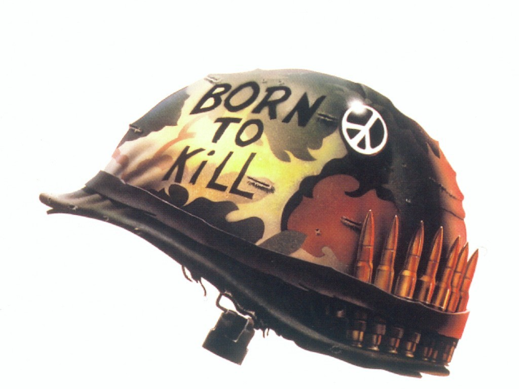 5 things you might not know about stanley kubrick s full metal jacket indiewire. Black Bedroom Furniture Sets. Home Design Ideas