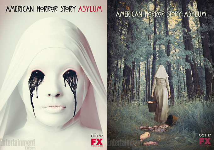 4 Freaky New Posters Debut For 'American Horror Story