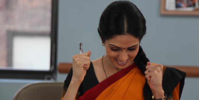 Tiff Trailer Gauri Shinde Makes Directorial Debut With English Vinglish Sridevi Marks Comeback Indiewire
