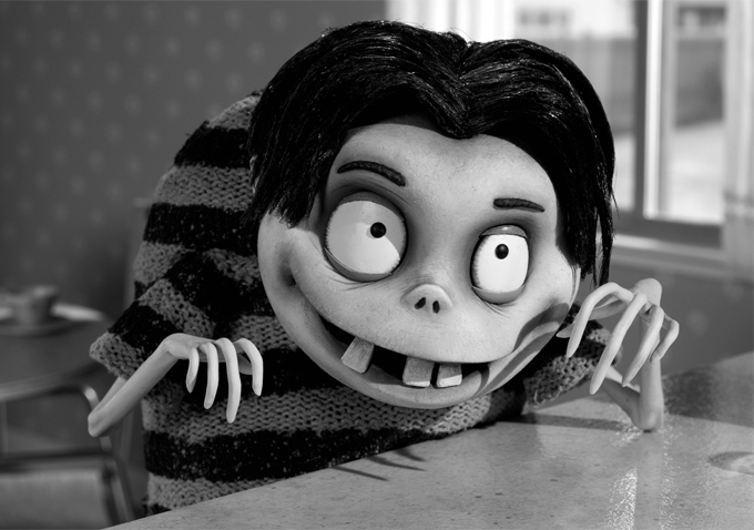 Tim Burton S Frankenweenie To Kick Off Bfi London Film Festival Along With Art Exhibition Indiewire