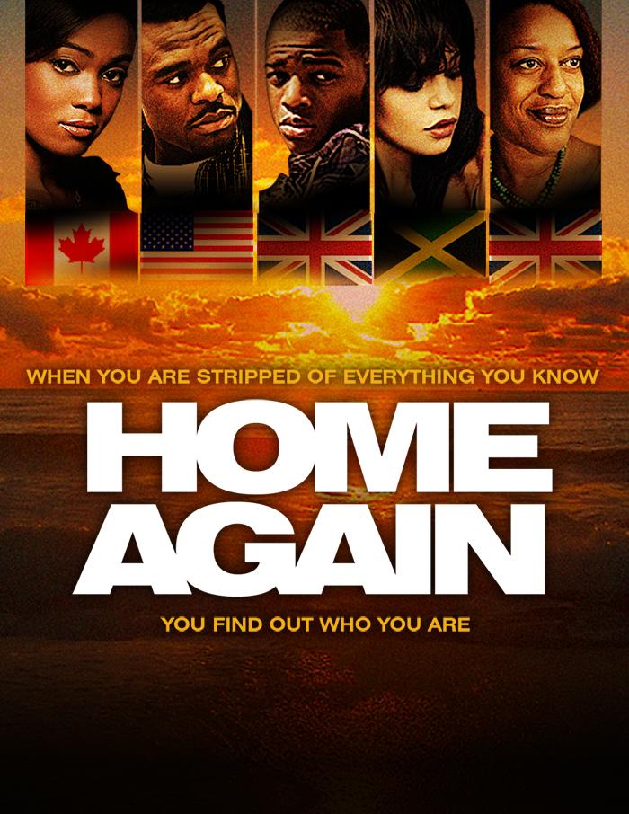 Tatyana Ali Sudz Sutherland Indie Drama Home Again Will World