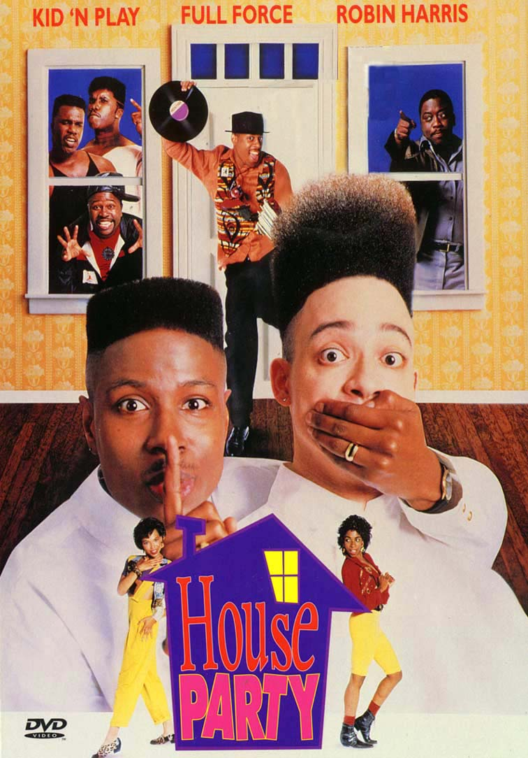 5th house party movie in the works minus hudlin for House party kid n play