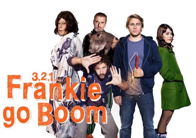 Charlie Hunnam Frankie Go Boom