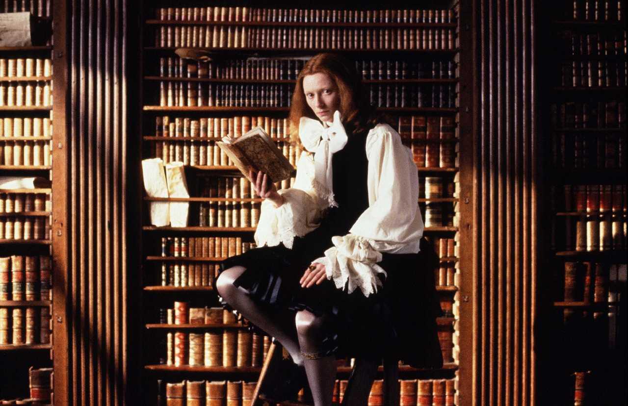 Heroines of Cinema: Tilda Swinton and Sally Potter's Orlando ...