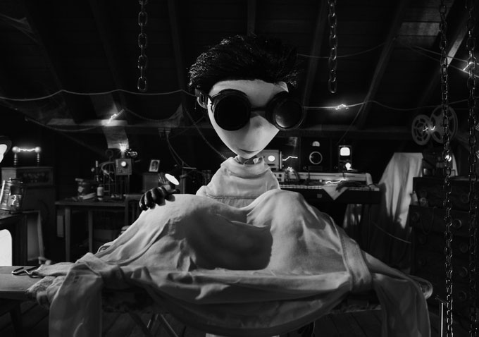Fantastic Fest Review Frankenweenie Is An Old School Gothic Treat From Tim Burton Indiewire
