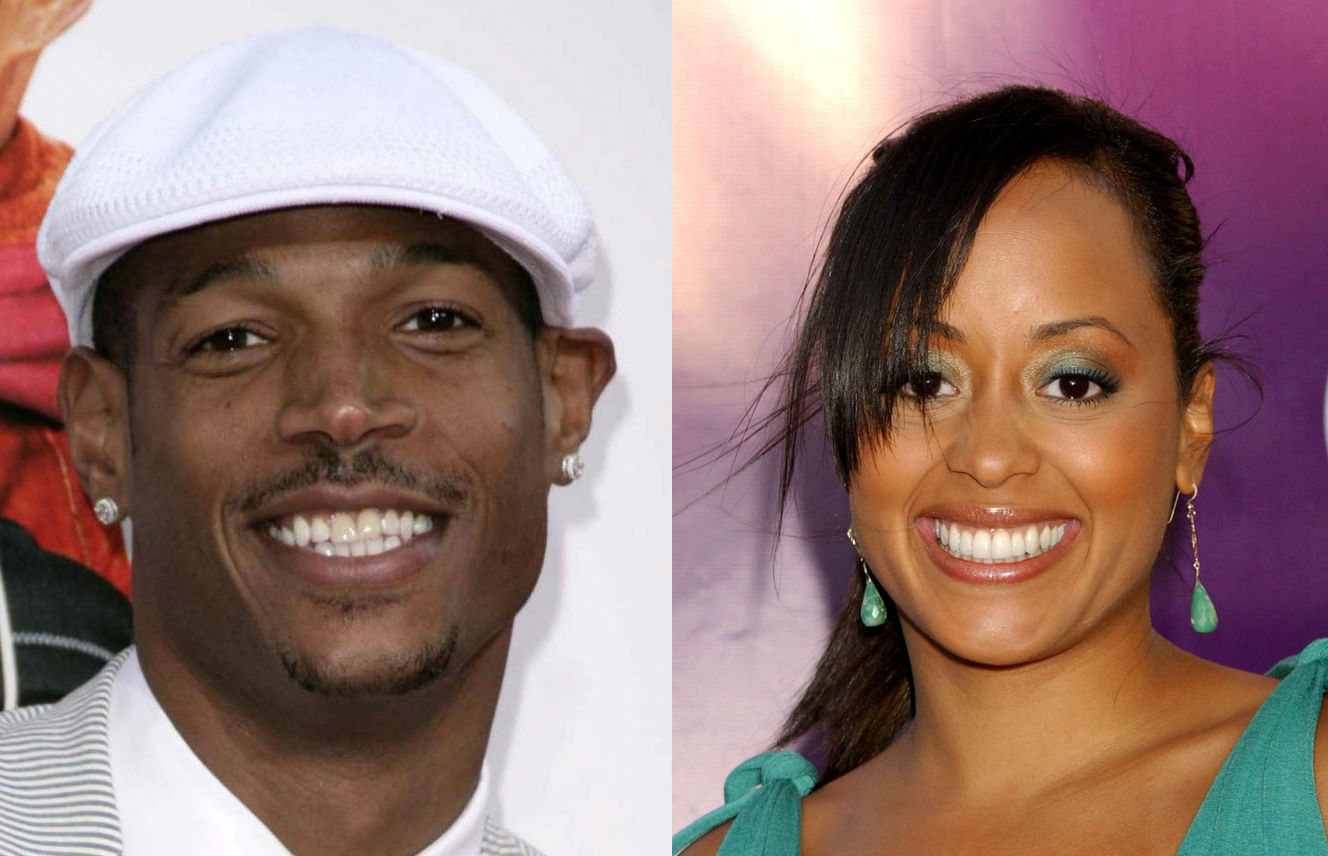 Marlon wayans girlfriend