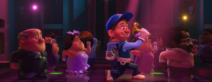 0fb72c7f70c New Pics   International Poster For  Wreck-It-Ralph   Skrillex To Cameo In  The Animated Film