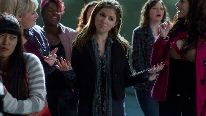 All The Songs In 'Pitch Perfect' Including La Roux, David Guetta