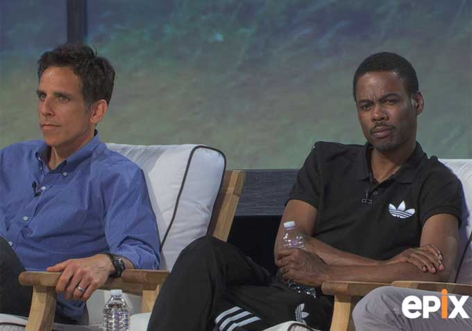 Watch Chris Rock Explains The Project Hes Happiest With At The