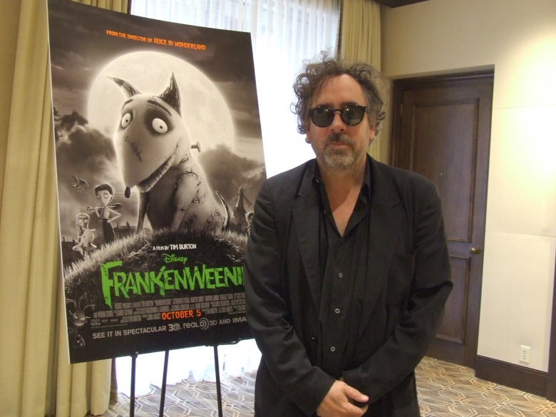 The Tim Burton Interview On His Return To Frankenweenie And Why He S Thinking About Going Indie Indiewire