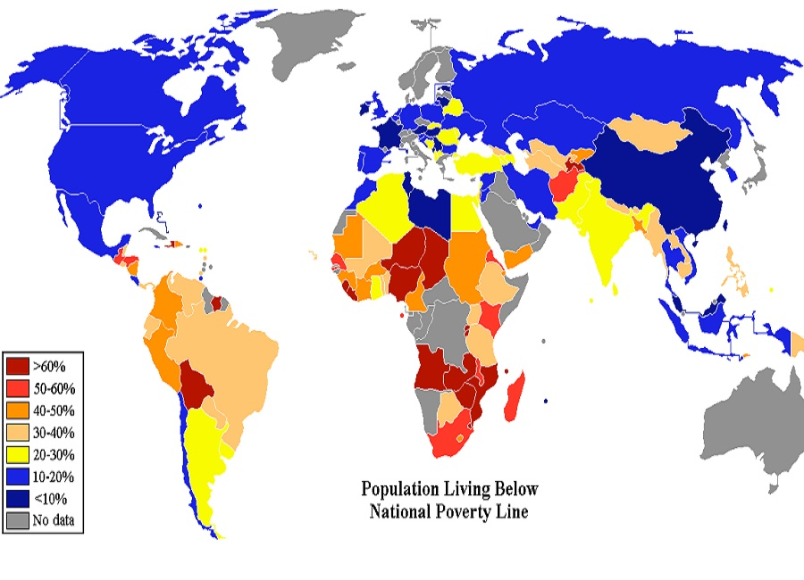 poverty in the world The un is expected to adopt the world bank's ambitious target of ending extreme poverty by 2030 could we really see the end of poverty within a generation.