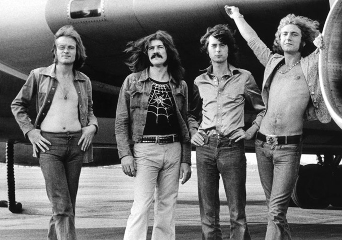 Led Zeppelin Reunite To Discuss Their New Concert Doc Celebration Day And Dispel Reunion Tour Rumors Indiewire