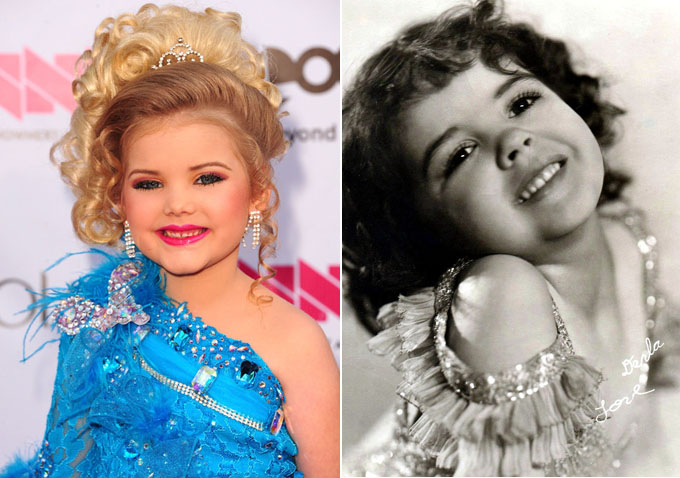 Reality Dreams Come True: 'Toddlers & Tiaras' Star Eden ...
