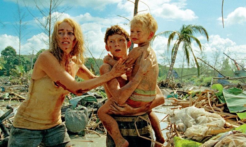 รีวิว The Impossible 2004 สึนามิ ภูเก็ต ดูฉากสึนามึเหมือนม๊าก สะเทือนใจ