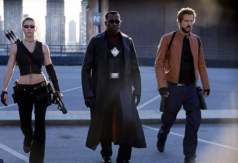 New Details Of Chaos On The Set Of Blade Trinity Indicate Production Was Doomed From The Start Indiewire