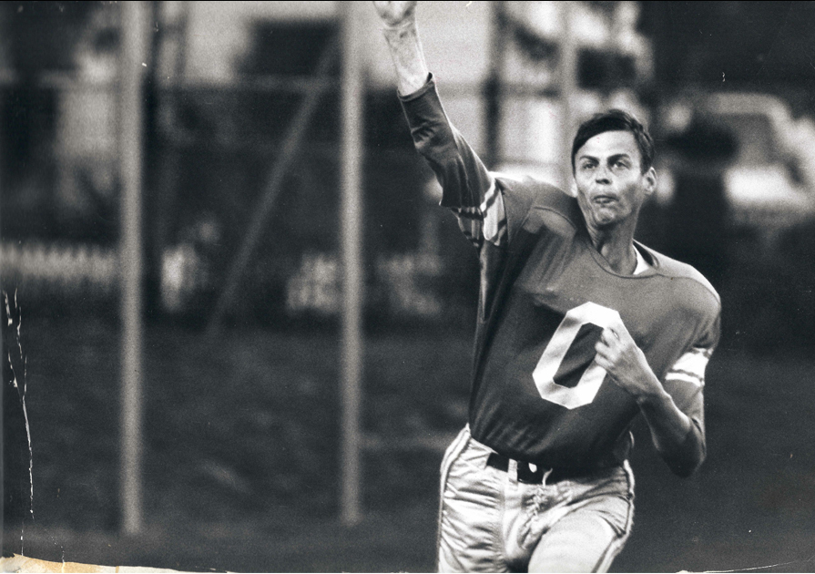 George Plimpton is probably the second-best known Lion (after Barry Sanders) since their last championship