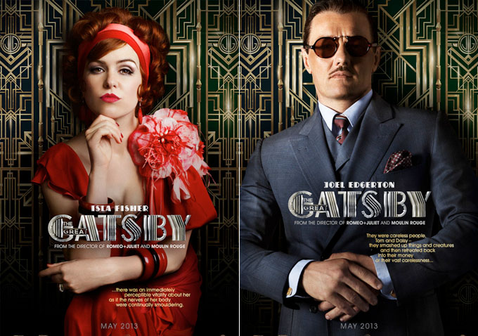 the character of jay gatsby in the novel the great gatsby