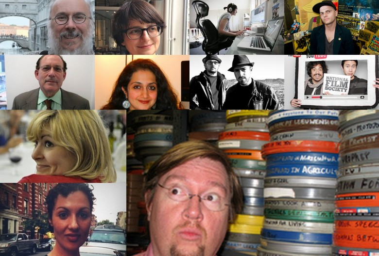 The 34 Movie Lovers We Love of 2012 That You Need to Love