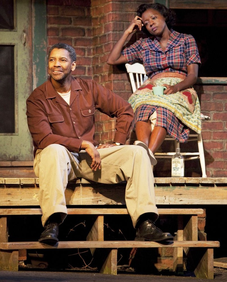 fences by wilson essay signpost words for essays wilson  wilson gets his wish denzel washington is ready to direct wilson gets his wish denzel washington