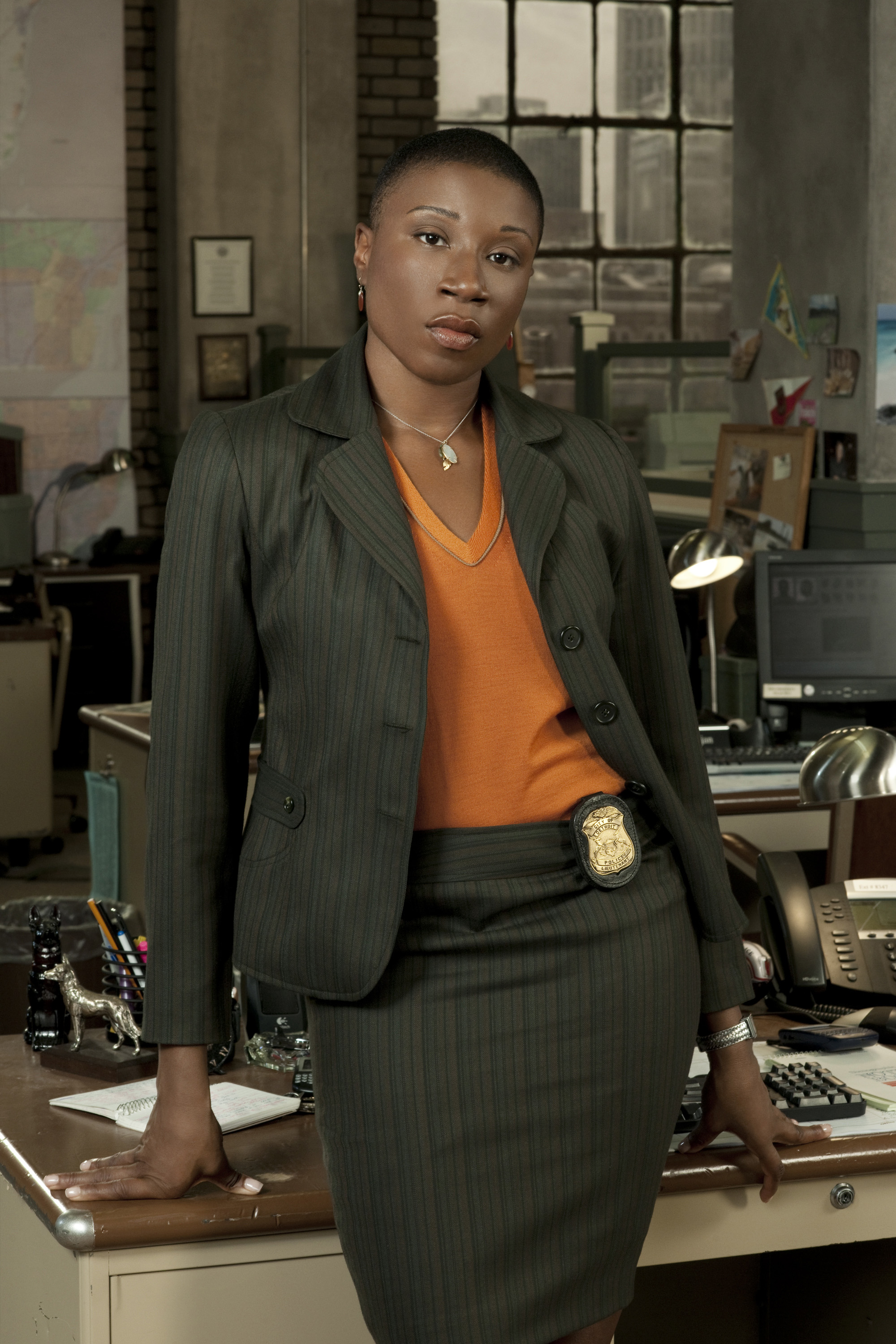 Aisha Hinds Joins Cast Of CBS' TV Serial Adaptation Of Stephen King's 'Under The Dome' | IndieWire