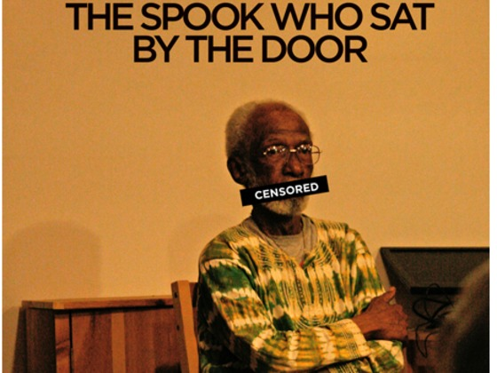 the spook who sat by the door essay Read and view materials write 8-10 page essay anonymous label humanities the spook who sat by the door is series that is filled with drama and action.